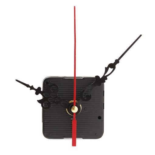 Picture of 122x92x65mm 12.5mm Shaft Length DIY Mute Clock Movement Quartz Clock Mechanism Repair Kit