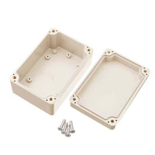 Picture of 100x68x50mm IP65 Waterproof Electronic Project Enclosure Case DIY Enclosure Instrument Case