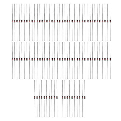 Picture of 10 x 100pcs 1N4148 Switching Diode Kit DIY Electronic Component Set Straight Pin DO-35