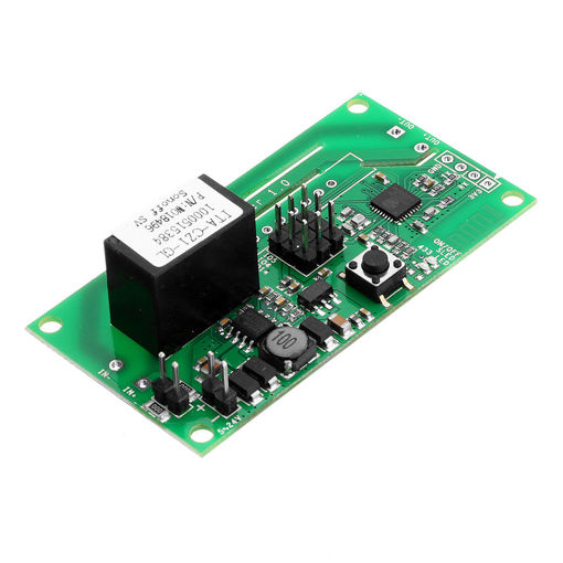 Picture of 3Pcs SONOFF SV DC 5V-24V DIY WIFI Wireless Switch Socket Module APP Remote Control For Smart Home