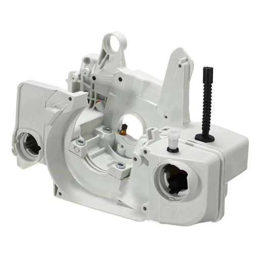 Immagine di Gas Oil Fuel Crankcase Housing Assembly For STIHL 023 025 MS230 MS250 Replacement Accessories
