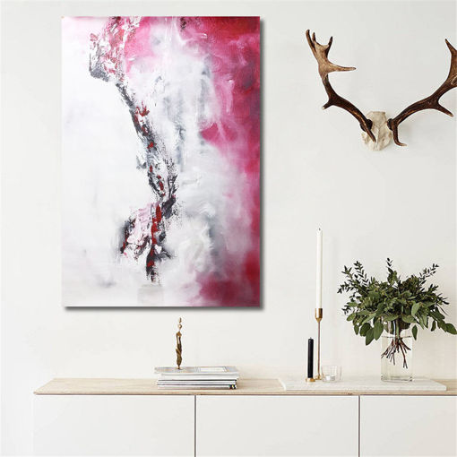 Immagine di Modern Abstract Canvas Oil Print Paintings Home Wall Poster Decor Unframed