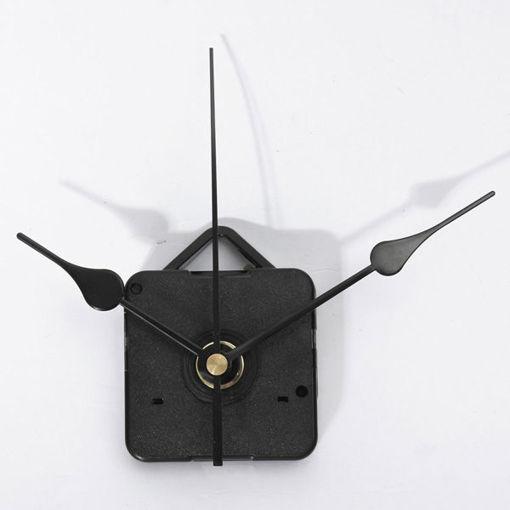 Immagine di Black Hands Quartz Clock Wall Movement DIY Mechanism Repair Tool