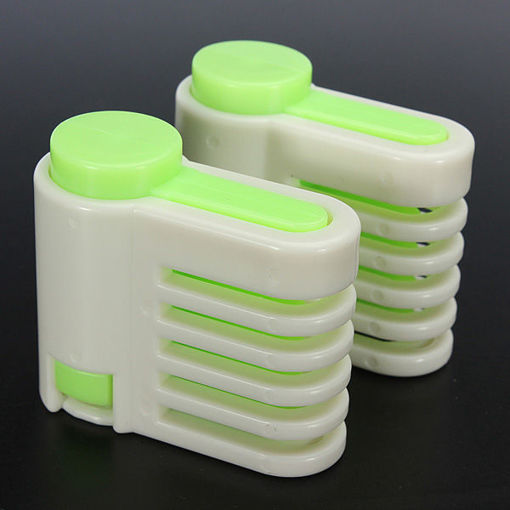Immagine di DIY Cake Bread Cutter Leveler 5 Layers Slicer Cutting Fixator Tools