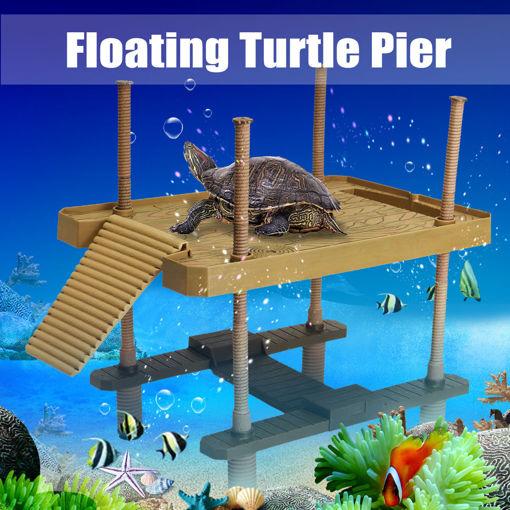 Immagine di Reptile Large Turtle Square Pet Bed